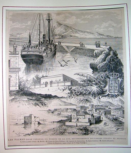 Resultado de imagen de muelle de el refugio las isletas gran canaria